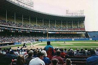 Cleveland Stadium United States historic place