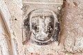 Cloître de la Cathédrale Saint Lizier-Cul de lampe-20150501.jpg