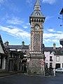 Clock tower - geograph.org.uk - 954095.jpg