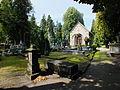 Cmentarz ewangelicko-augsburski w Częstochowie 1858 ------------- Ulica Świętego Rocha ------- 19.JPG