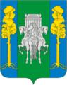 Coat of Arms of Bolshesosnovsky rayon (Perm krai).png