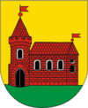 Coat of arms of Hluskas rajons
