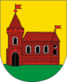 Coat of Arms of Hłusk, Belarus.png