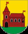 Coat of Arms of Hłusk, Belarus.png