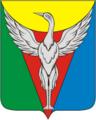 Coat of Arms of Oktyabrsky rayon (Chelyabinsk oblast).png