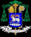 Coat of arms of Gustave De Battice.png