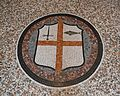 Coleraine Town Hall Mosaic Arms of Coleraine 2014 09 13.jpg