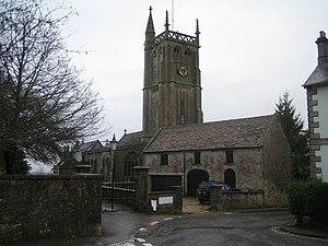 Colerne - Image: Colerne Church geograph.org.uk 86592