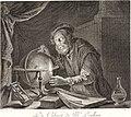 Collection de cent-vingt estampes, gravée d'après les tableaux and dessins qui composoient le cabinet de m. Poullain précédée d'un abrégé historique de la vie des auteurs qui la composent Cette suite (14778414442).jpg