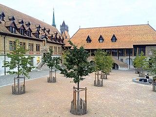 Collège Calvin school in Geneva, Switzerland