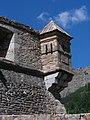 Colmars - Fort de France, échauguette.jpg