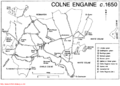 Colne Engaine c.1650.png