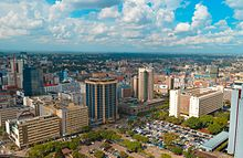 Colors of Nairobi