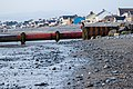 Colourful drainage pipe on the beach - panoramio.jpg