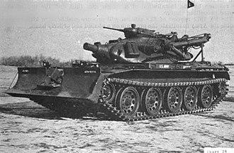 M728 Combat Engineer Vehicle - Combat Engineer Vehicle, T118E1