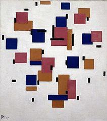 Composition en couleur B