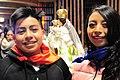 Con la Virgen del Quinche (Ecuador) en Torreciudad 2017 - 040 (26727885259).jpg