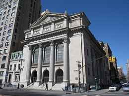 Sinagoga Shearith Israel di New York