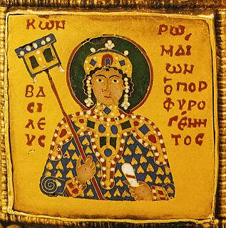 Constantine Doukas (co-emperor) Byzantine co-emperor