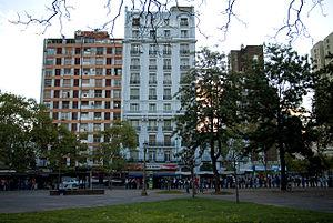 Constitución, Buenos Aires - Constitución Square