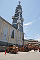 Construcción de Rampas, Aceras y Pasamano en la Iglesia Matriz de Piñas (9730055947).jpg