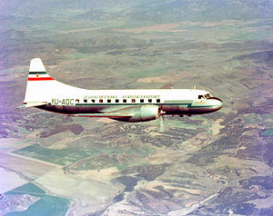 Jat Airways - JAT Convair CV-340