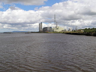 Coolkeeragh power station