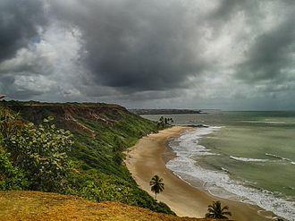 Conde, Paraíba - Coqueirinho beach