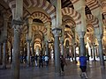 Cordoba - cathedral in a mosque 1.jpg