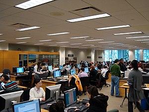 Library assessment - Cornell University Mann Library
