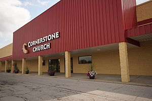 Cornerstone Church (Toledo) - Cornerstone Church Maumee Campus