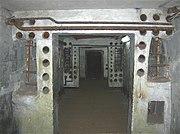 Corridor inside Plokštinė missile base