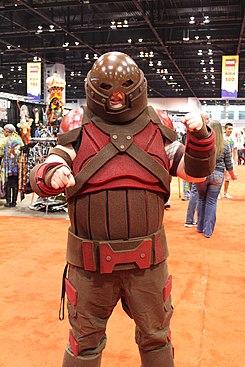 Juggernaut (Marvel Comics) - Wikipedia, la enciclopedia libre