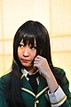 Cosplayer of Yozora Mikazuki, Haganai at FF19 20120204.jpg
