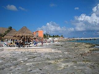 tourist region in Quintana Roo, Mexico