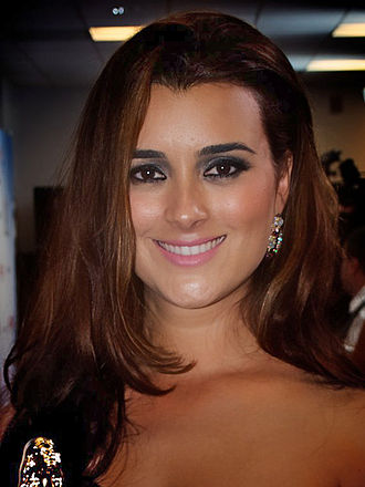 Cote de Pablo - De Pablo at the 2011 ALMA Awards