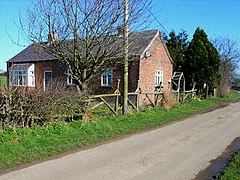 Cottage at Whitwell - geograph.org.uk - 144041.jpg