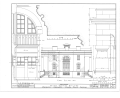 County Records Building, 100 Meeting Street (at Chalmers Street), Charleston, Charleston County, SC HABS SC,10-CHAR,64- (sheet 6 of 7).png