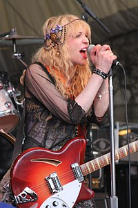Courtney Love, 2010.