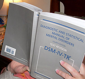 Pic of the DSM-IV English: My wife reading in ...