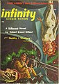 Cover of Infinity Science Fiction February 1957.jpg