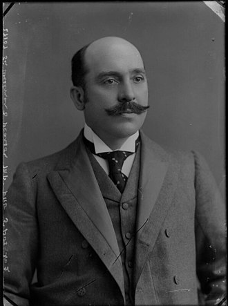 Weetman Pearson, 1st Viscount Cowdray - Image: Cowdray Viscount