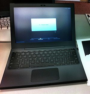 Chromebook - Cr-48