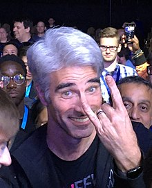 Craig Federighi at Apple WWDC 2019 (cropped).jpg