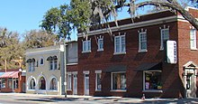 Crescent City, Florida; Corner at N. Summit Street and E. Central Avenue.jpg