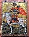 Creta, san giorgio a cavallo, 1400-1450 ca, MI351.JPG