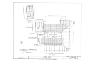 Crews Farm, Macclenny, Baker County, FL HABS FL-398 (sheet 7 of 24).png