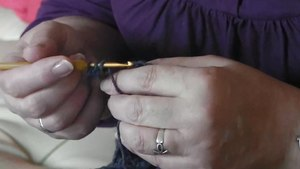 File:Crocheting (close-up).webm