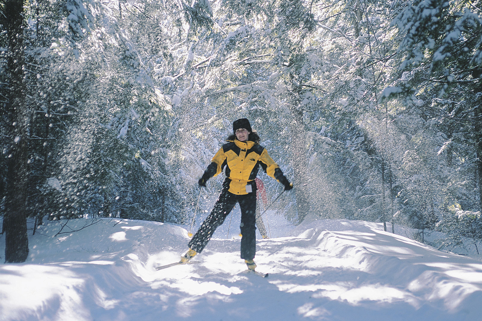 cross country skiing near vancouver bc