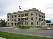 Crow Wing Co. Courthouse
